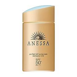 スキンケア成分50%配合。汗・水にふれるとさらに強くなる。最強*UV。「アクアブースターEX」搭載の顔・からだ用日焼け止め。石けんでスルリと落とせます。80分間にわたる水浴テストで耐水性を確認済みのスーパーウォータープルーフ。*「最強」とはSPF50+・PA++++、及びアネッサ内ウォータプルーフ効果を意味します。さわやかなシトラスソープの香りタイプ:エアリータッチな使用感対象:ユニセックス内容量:60mL製造国:日本サイズバリエーション:幅89×高さ202×奥行き26mm機能:...