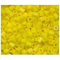 Perler Beads 1,000 Count-Yellow by Perler