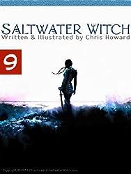 Saltwater Witch (Comic # 9) (Saltwater Witch Comic) (English Edition)