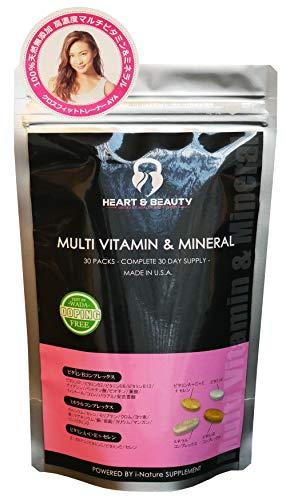AYA'S HEART&BEAUTY MULTI VITAMIN&MINERAL
