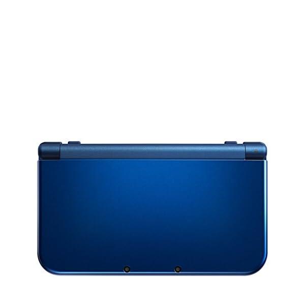 Newニンテンドー3DS LL メタリックブルーの紹介画像3