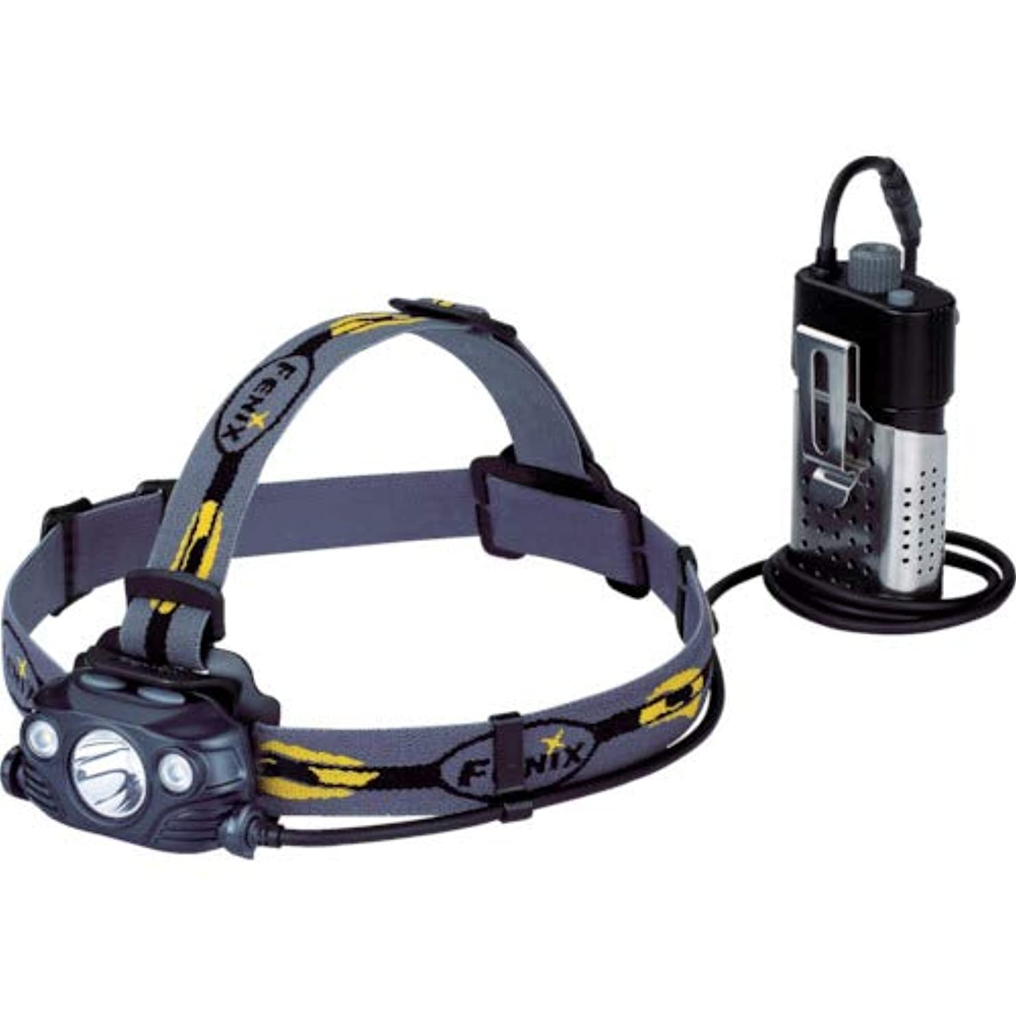 管理する申し立てる奨励しますFENIX(フェニックス) HP30R XM-L2/XM-G2 R5 LED ヘッドライト 明るさ最高1750ルーメン USB充電式 HP30R