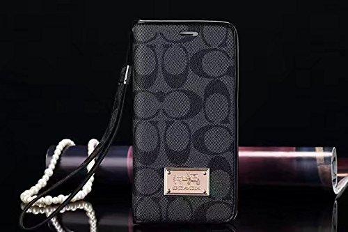 ファッションクラシック IPhone X 手帳型ケース カバ...