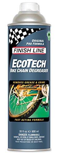 フィニッシュライン エコテック バイク チェーン ディグリーザー 600ml TOS10801