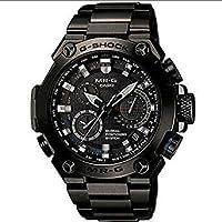 [カシオ] CASIO 腕時計 Men's G-shock MR-G Analog Quartz GPS Hybrid Wave Ceptor Solar Watch アナログ クォーツ MRG-G1000B-1A 【並行輸入品】