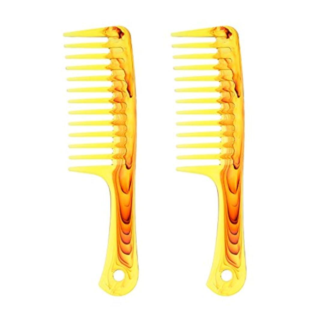 まもなく日常的にキリンKesoto 2個 ヘアブラシ 櫛 くし 帯電防止櫛