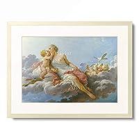 ノエル・ハレ Noel Halle 「Venus or: Midday. 1768」 額装アート作品