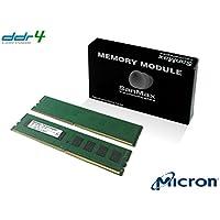デスクトップ用メモリ Micron DRAM搭載 288pin DDR4-2400 CL17 16G…