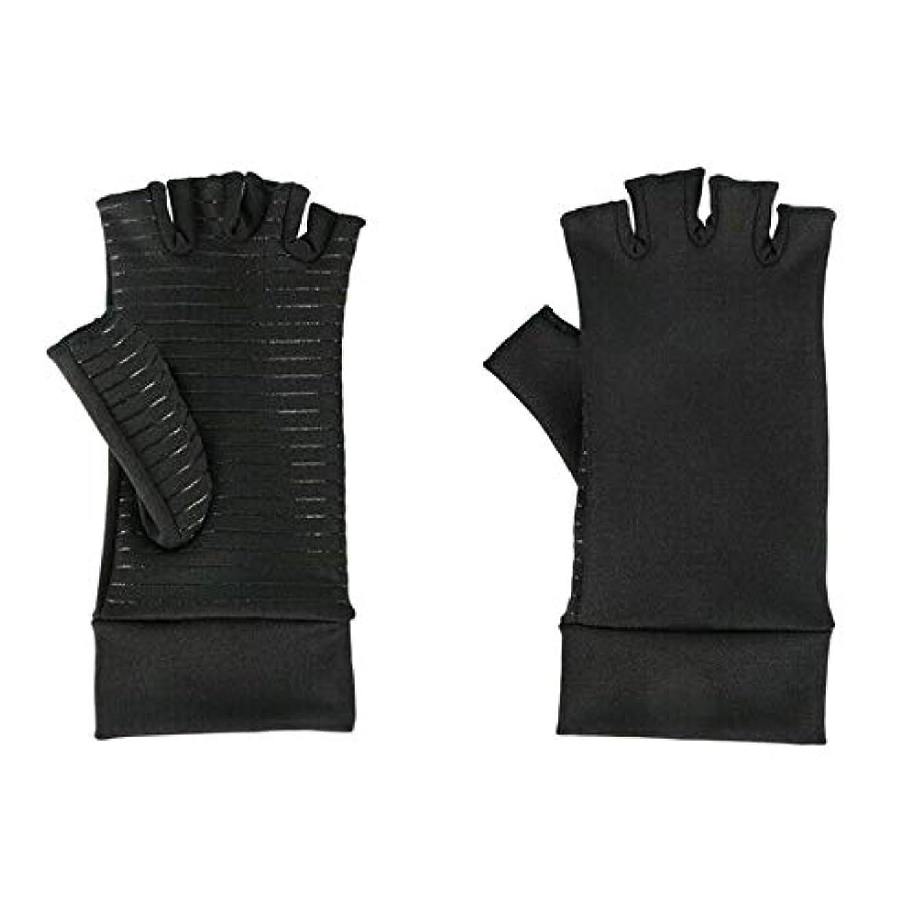 泣いているチェスをするエッセンスTOOGOO 圧縮手袋、関節炎、手根管、手首の装具、サポート、S
