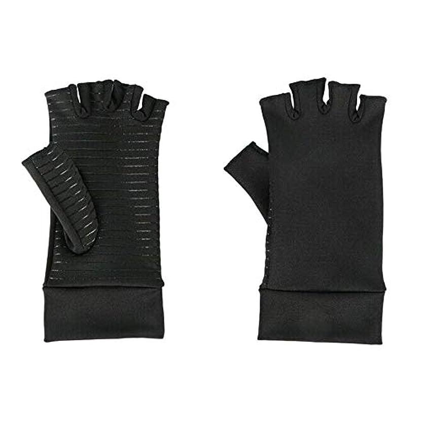 ボトルネック議論する勢いTOOGOO 圧縮手袋、関節炎、手根管、手首の装具、サポート、S