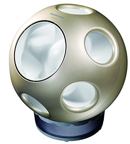 パナソニック サーキュレーター/扇風機 創風機Q シャンパンゴールド F-BL25Z-N
