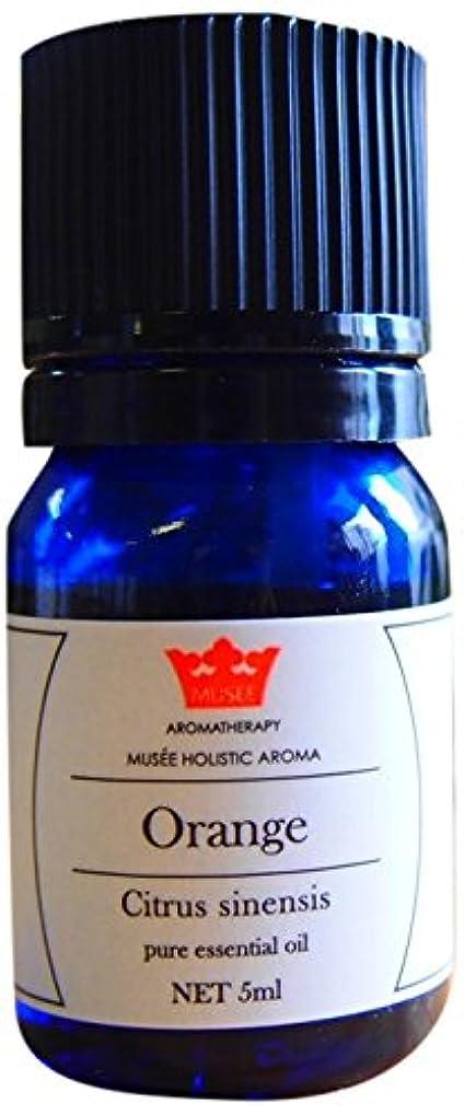 原点毛細血管強調ミュゼ ホリスティックアロマ エッセンシャルオイル オレンジ 5ml