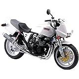 青島文化教材社 1/12 バイクシリーズ No.35 ヤマハ XJR400S カスタムパーツ付き プラモデル