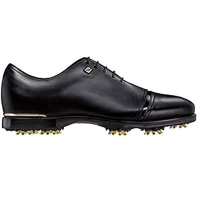 FootJoy(フットジョイ) FJ ICON BLACK ゴルフシューズ #52043 Black 8.0(26.0cm)/W 並行輸入品