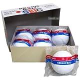 ナガセケンコー ゴム・ソフトボール 検定3号 S3C-NEW ※半ダース販売(6個入) ボール