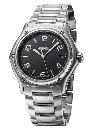エベル Ebel 1911 Men's Quartz Watch 9187251-15567 男性 メンズ 腕時計 【並行輸入品】