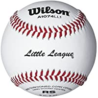 ll1 Little League Baseballsからウィルソン – ケースof 10ダース