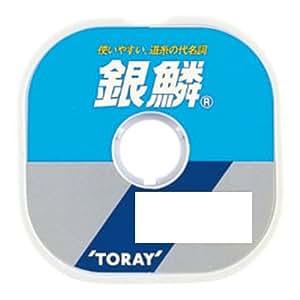 東レ(TORAY) ライン 銀鱗 50m 14号