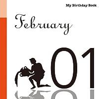 2月1日 My Birthday Book