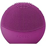 FOREO FOREO LUNA fofo Smart Face Brush Purple for 100% Personalized Cleansing, Purple, 0.122 kilograms