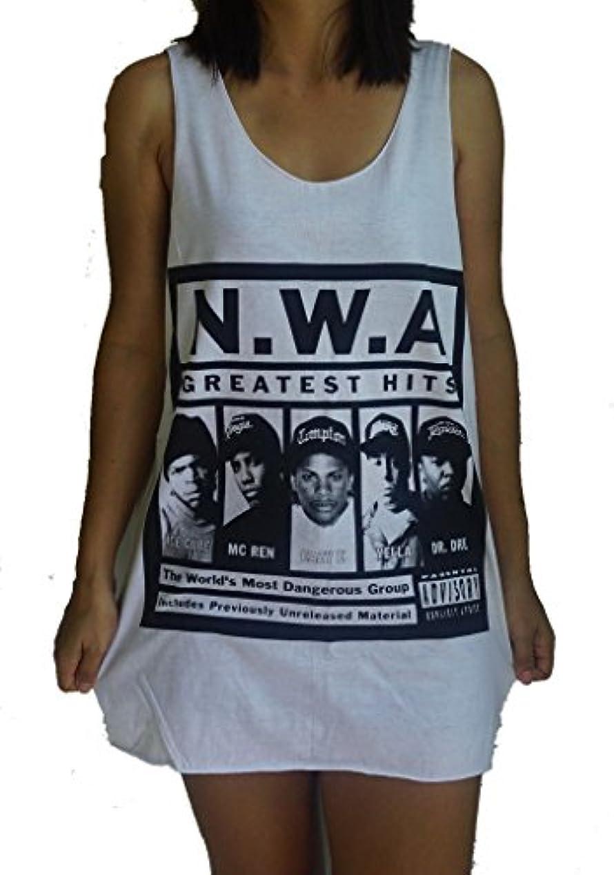 支配する天無礼にNWA Vest Tank-Top Singlet T-Shirt