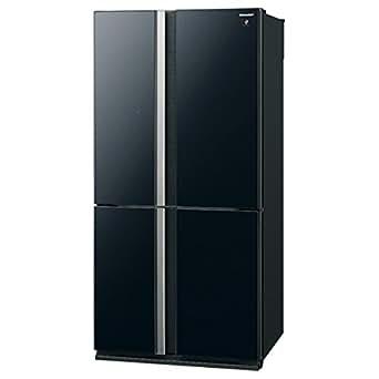 シャープ(SHARP) 4ドア冷蔵庫 612L プラズマクラスター搭載フレンチドア SJ?G61X?B