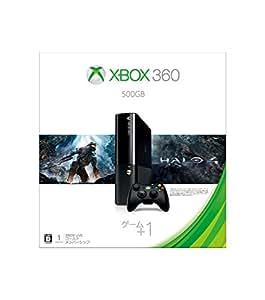 Xbox 360 500GB バリューパック (Halo 4 同梱版) (3M4-00018)