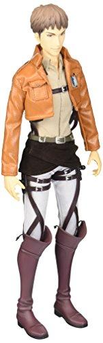 【メディコム・トイプレミアムクラブ限定】RAH(リアルアクションヒーローズ) ジャン・キルシュタイン『進撃の巨人』 1/6スケール ABS&ATBC-PVC製 塗装済み 可動フィギュア