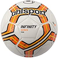 infinityチームFootball – White / Fluoレッド