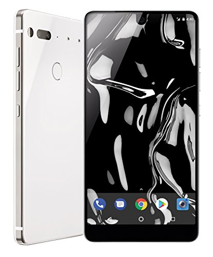 Essential Phone 128 GB Unlocked with F...