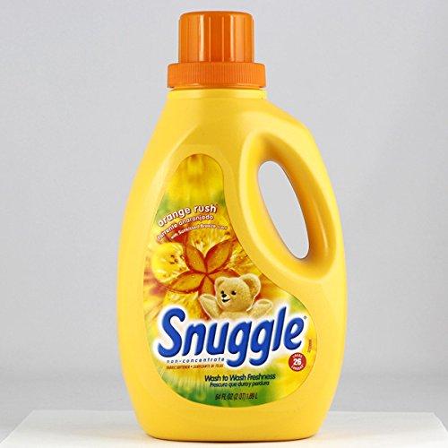 スナッグル リキッド 非濃縮タイプ オレンジラッシュ ボトル1.9L