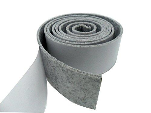 Tetedeer 床のキズ防止テープ 自由にカットして使用可...