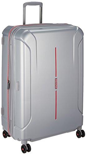 [アメリカンツーリスター] スーツケース TECHNUM テクナム スピナー77 無料預入受託サイズ エキスパンダブル 保証付 108.0L 77cm 4.5kg 37G*08003 08 アルミニウム