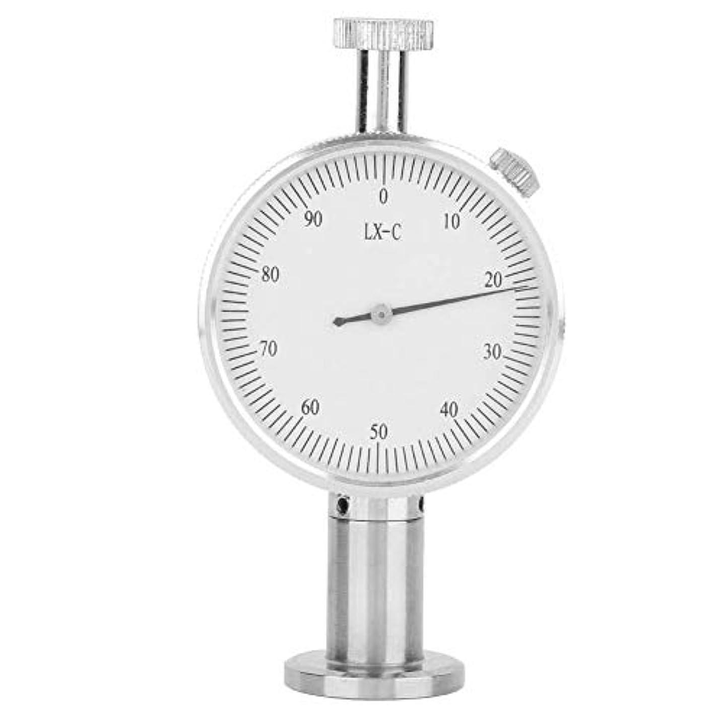言い直すインキュバスお客様硬度計、Cタイプ硬度計LX-C-1/LX-C-2を測定する合成ゴムのためのジュロメーター(LX-C-2)
