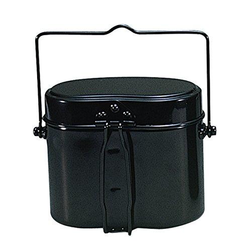 ロゴス(LOGOS) 飯ごう ハンドル付ハンゴウ 鍋 フライパン アウトドア 非常用