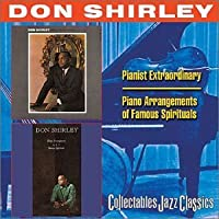 Pianist Extraordinary/Piano Arrangements of Famous Spirituals by DON SHIRLEY (1999-11-30)