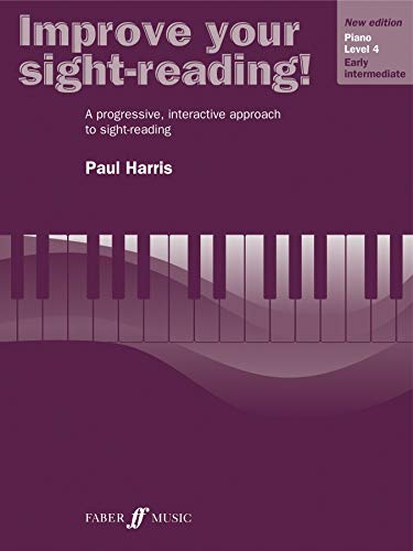 Download Improve Your Sight-Reading!: Grade 4 Level 4/ Early Intermediate Piano 0571533140