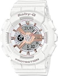 [カシオ]CASIO 腕時計 BABY-G ベビージー BA-110RG-7AJF レディース