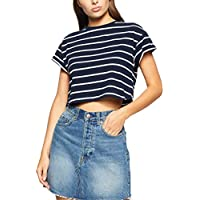 Silent Theory Women's BITE The Bullet Crop