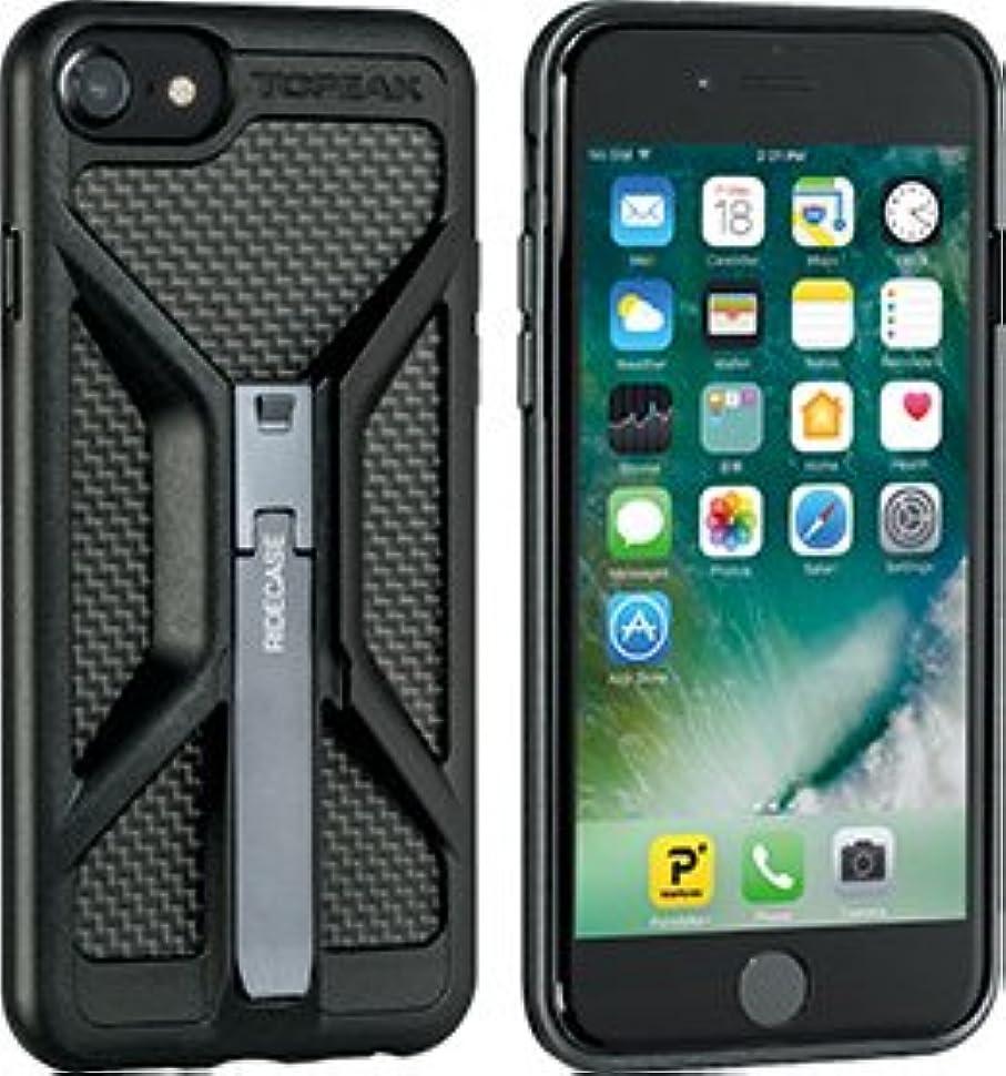 階下ダイバー感動するTOPEAK(トピーク) BAG37300 ライドケース単体 iPhone7用(8/6/6Sにも対応) ブラック RideCase