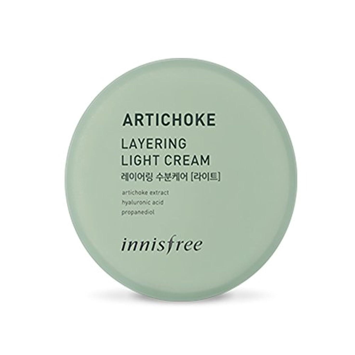 野望交換可能把握イニスフリーアーティチョークレイヤーライトクリーム150ml Innisfree Artichoke Layering Light Cream 150ml [海外直送品] [並行輸入品]