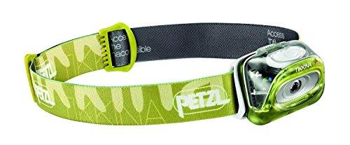 PETZL(ペツル) ヘッドライト ティキナ グリーン E91HOU