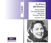 ヴェルディ : 「運命の力」 (Verdi : La Forza del Destino / Renata Tebaldi , Giuseppe Di Stefano , Aldo Protti , Giuseppe Modesti , Antonino Votto) (3CD Box) [輸入盤]