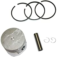 Club Car 1012515 - Piston and Rings Assembly, Standard Size, 1984-1991