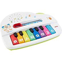 MATTEL FYK56 Fisher-Price Laugh and Learn Silly Sounds Light-up Piano