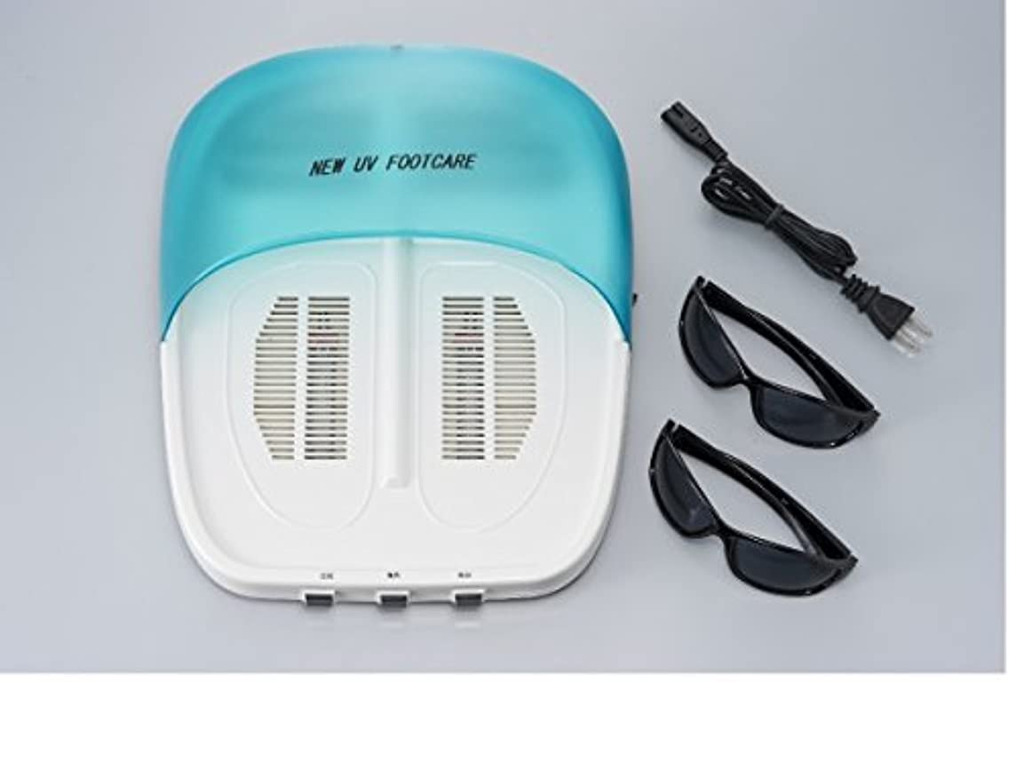 ご注意再生可能選ぶニュー UVフットケア CUV-5 紫外線治療器