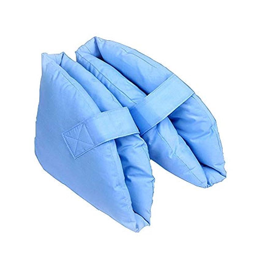 織るカナダ電卓反De瘡足首パッド、減圧かかとパッド、厚くなった反骨折足保護カバー