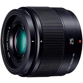 H-H025 Ø 46mm  DV Lens Hood Panasonic Lumix G 25mm F1.7 Asph