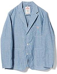 (ビームス)BEAMS/テーラードジャケット DANTON(ダントン) × BEAMS/別注 コットンリネン ジャケット メンズ