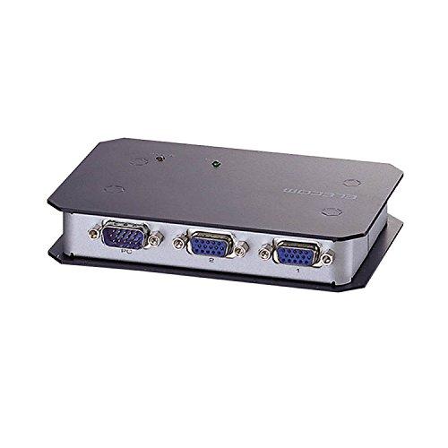 エレコム ディスプレイ分配器 VGA 2分配 VSP-A2